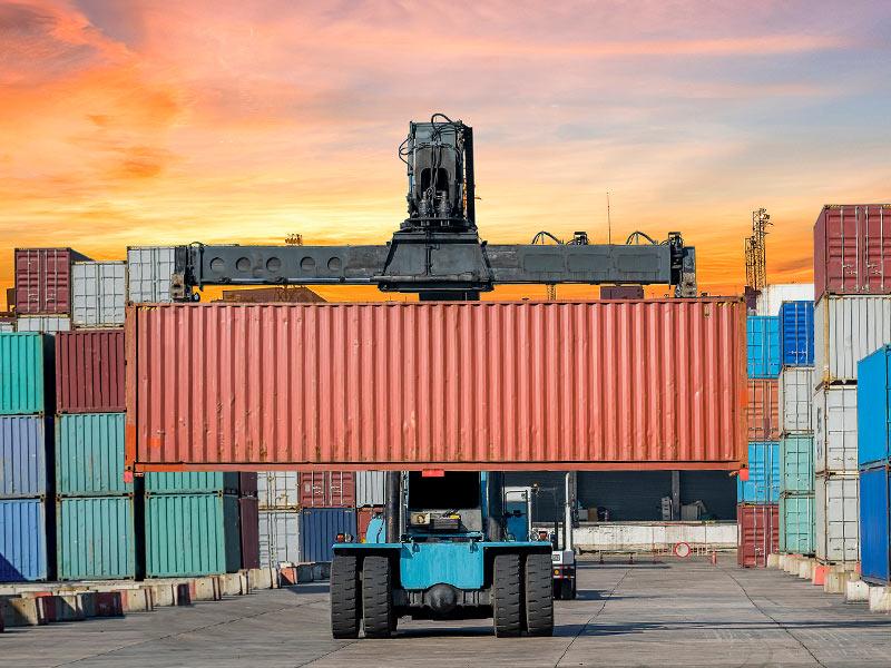VGM servizio di pesatura certificata container